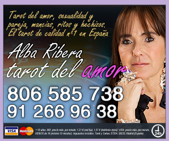 Tarot del Amor ❤ Alba Ribera