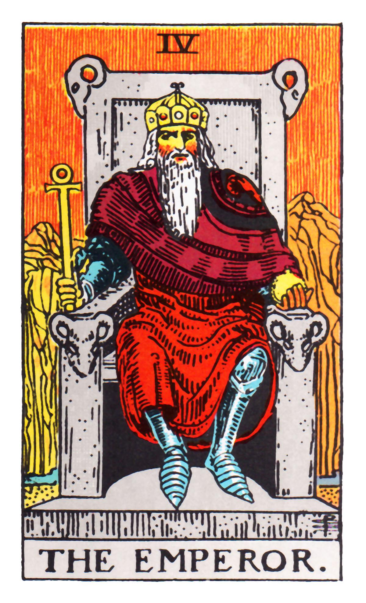 Tarot significado-colores-tarot El significado de los colores en el tarot Tarot y cartas